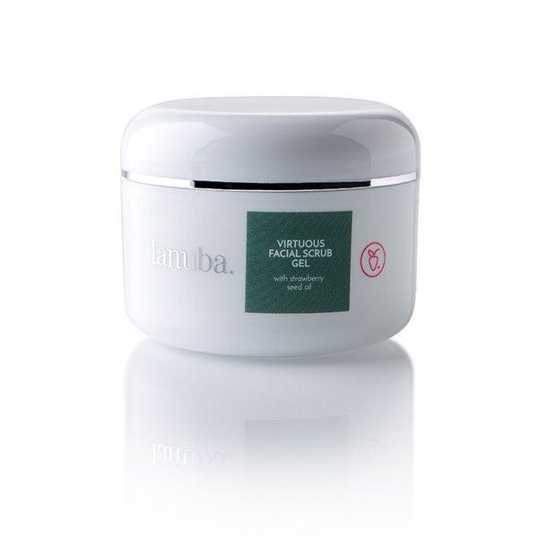 Gel Exfoliante Facial Natural y Vegano Virtuous