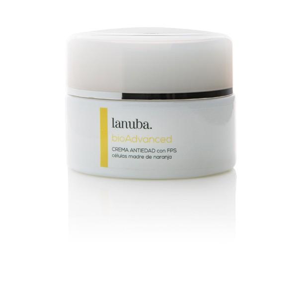 Crema facial Antiedad con células madre de naranja bioAdavanced +40
