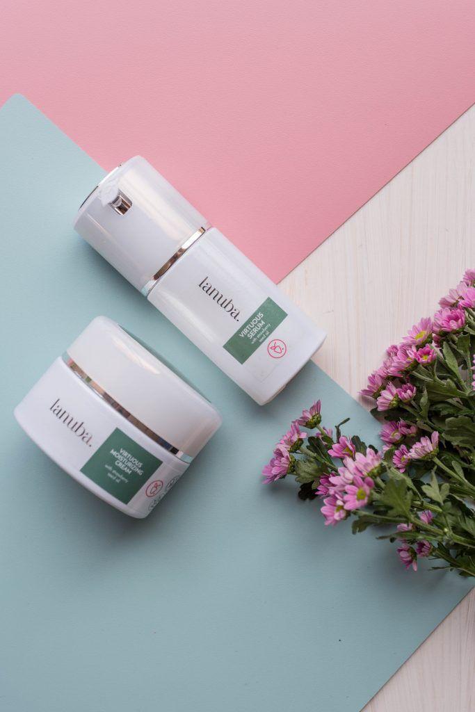 Gama Virtuous - Crema hidratante y sérum