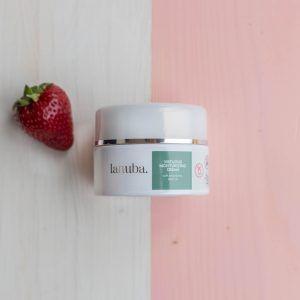 Crema hidratante natural